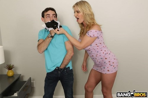 Rachael Cavalli - Racheal Punishes The Panty Sniffer