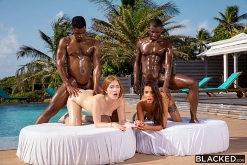 Jia Lissa, Liya Silver - Together
