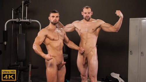 Leo Lombar, Pavel Sora - Leo And Pavel - Body Worship - Soft Duos [FullHD/1080p]