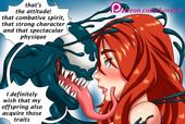 FoxyArt - Photo session of madness (Spider-Man XXX comic)
