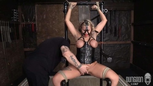 """Indica Monroe in """"Bound For A Surprise"""" [FullHD]"""