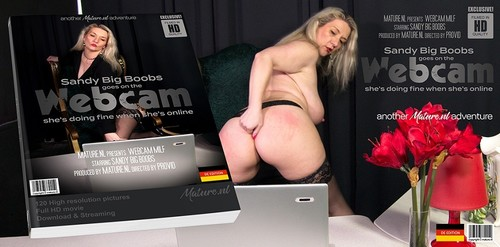 "Sandy Big Boobs EU 47 in ""Naughty Sandy Big Boobs Getting Web In Front Of A Webcam"" [SD]"