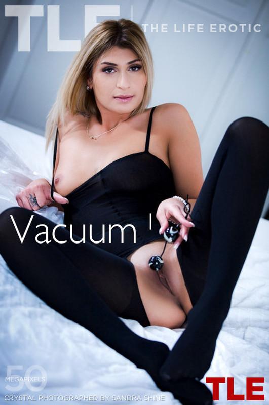 Crystal A - Vacuum (2020-03-28)