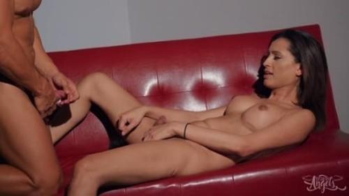 Rebecka Jax Thirio - Angel After Dark - Shemale, Ladyboy Porn Video