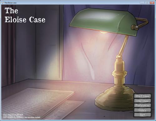 The Eloise Case Windows English