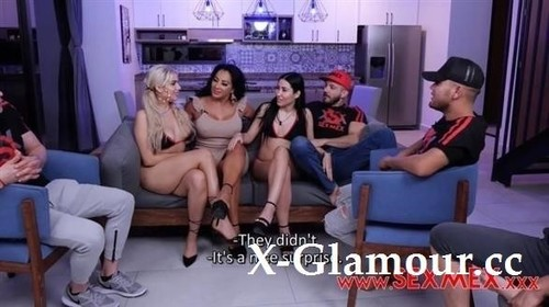 "Gali Diva in ""Gangbang Reality Show Part 3"" [FullHD]"