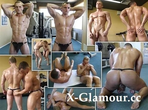 Dmitry, Stas Aka Artem Zakharov From RusCapturedBoysCom - Dmitry And Stas Gladiator Workout Challenge [HD/720p]