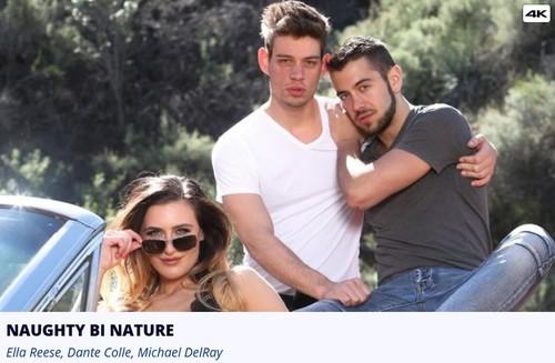 BiPhoria - Naughty Bi Nature: Ella Reese, Dante Colle, Michael DelRay