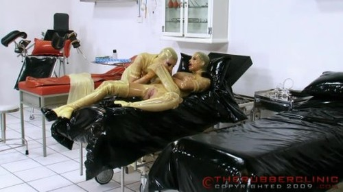 Fetish, Latex, Rubber Video, Leather Sex Video 6265