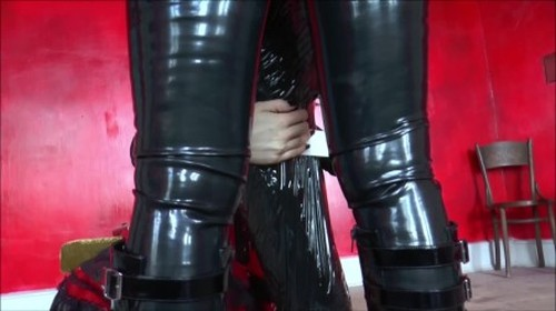 Fetish, Latex, Rubber Video, Leather Sex Video 6272