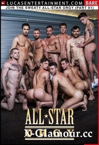 Lvp313-01 All-Star Orgy, Scene 01 Join The Sweaty All-Star Orgy [HD]
