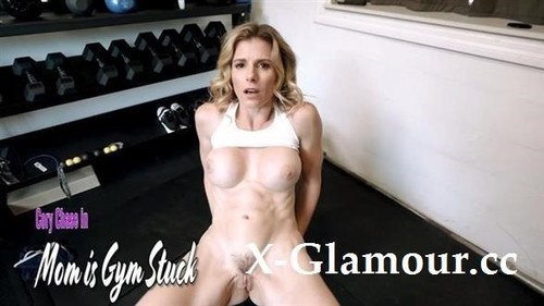Mom Is Gym Stuck [FullHD]