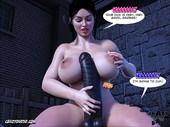 Crazydad3d - Mom's help 25 - Full comic
