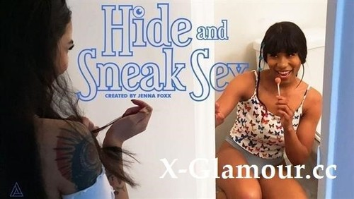 Alex Grey, Jenna Foxx, Avery Black - Hide And Sneak Sex (SD)