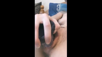playing with my clit in the shower - Stickam Videos