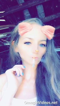 Your little periscope babe showing off naked - Periscope Girls