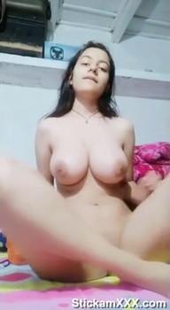 Hot Stickam shows off lingerie - Stickam Videos