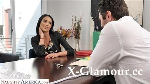 Anissa Kate - Fucks The Car Salesman To Get A Better Deal (HD)