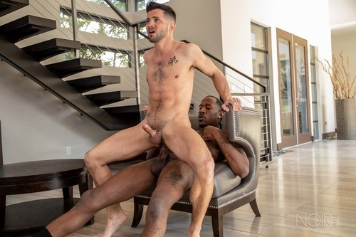 NoirMale - Nailed It: Deep Dic, Casey Everett Bareback (Jun 19)