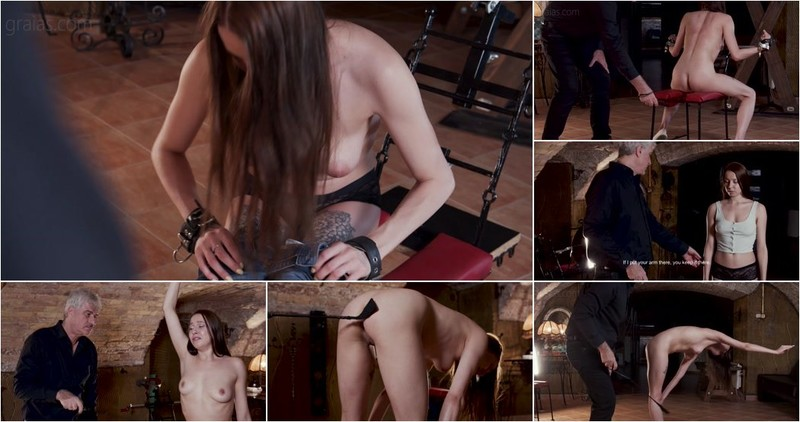 Mishelle - Mishelles punishment - part 1 of 2 [UltraHD/4K 2160p]
