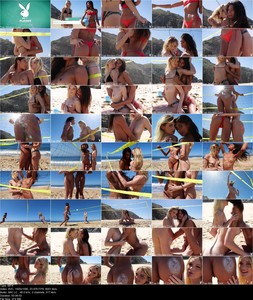 [Playboy Plus] Hannah Le, Kylie Belle - Beach Play