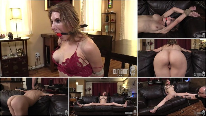 Agatha Delish - Bound for Information [FullHD 1080p]