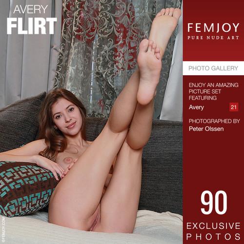 Avery in Flirt (07-07-2020)
