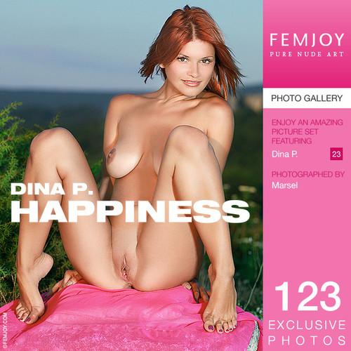 Dina P - Happiness    (x123)
