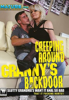 90hbfqnoi80d - Creeping Around Grannys Backdoor