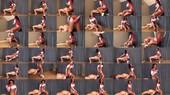 Human Toilet Facesitting Fantasy With A Cheerleader - Christina