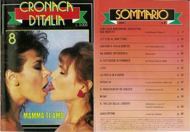 Cronaca D'Italia 8 (1986) PDF