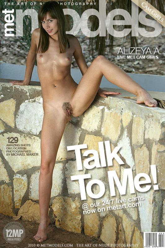 Alizeya A - Talk To Me (x129)