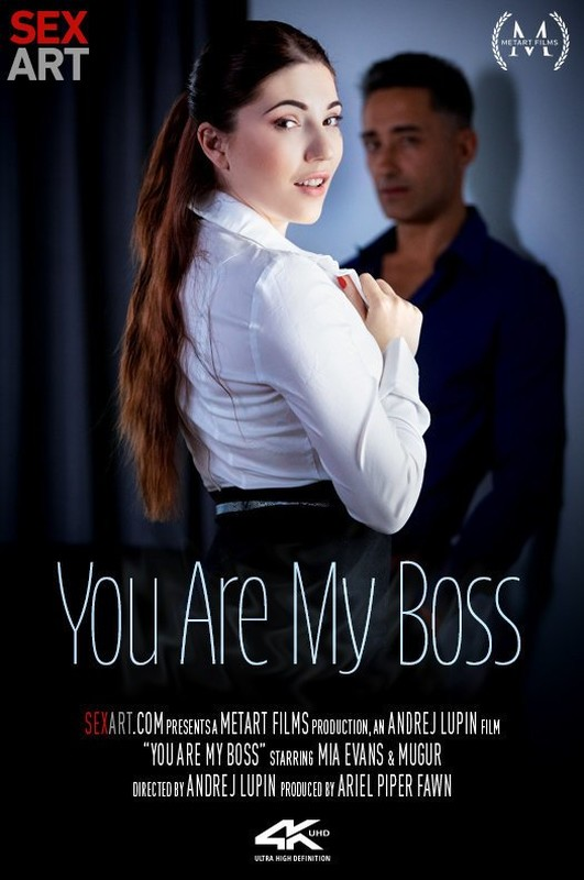 Mia Evans & Mugur - You Are My Boss (Aug 23, 2020)
