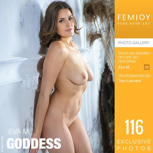 Eva M in Goddess (08-30-2020)
