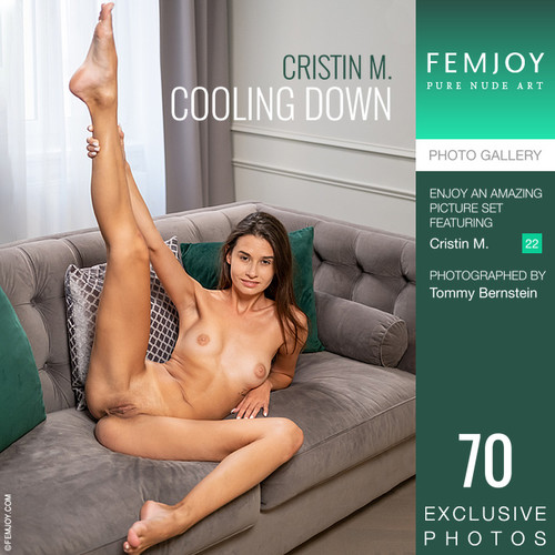Cristin M in Cooling Down (08-31-2020)