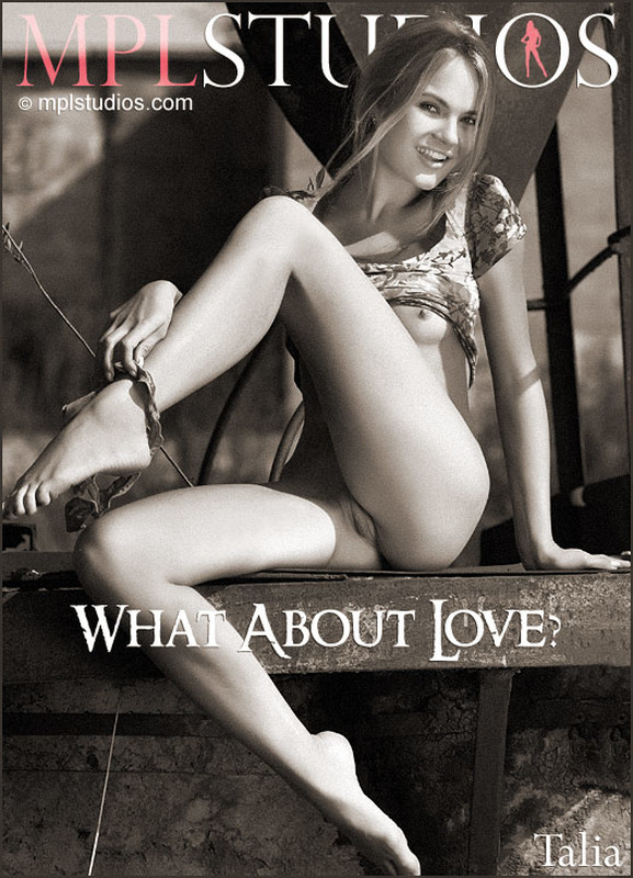 Talia - What about love (x62)
