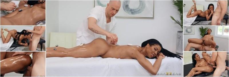Kira Noir - Stone cold massage (FullHD)
