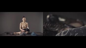 Naked Asian Exotic Art Performance - Nude Asian Public Theatre 30mdk60ai4qp