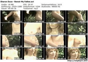 Magali Renoir  nackt