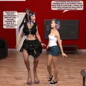 Mp creative - The New Adventures of Zeidel, Phoenix, and Tess