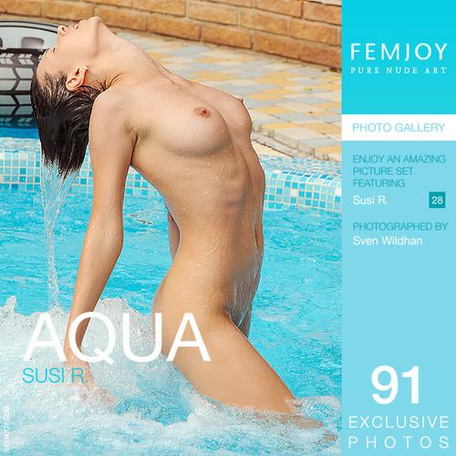 Susi R - Aqua (x91)