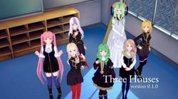 JYP Games - Three Houses Version 0.1.4 Win/Mac