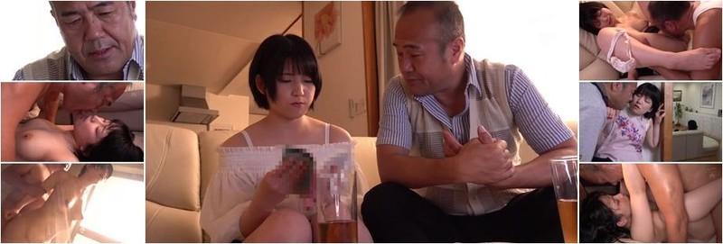 Kashiwagi Ami - My Girlfriend Is An Intellectual Beautiful Girl Who Dreams Of Becoming A Novelist And She's Been Getting Impregnated And Fucked By My Dad (HD)