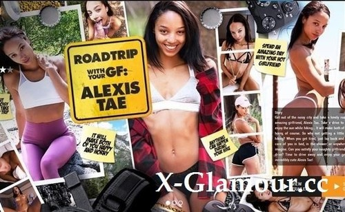 """Alexis Tae in """"Roadtrip With Your Gf Alexis Tae Part 3"""" [FullHD]"""