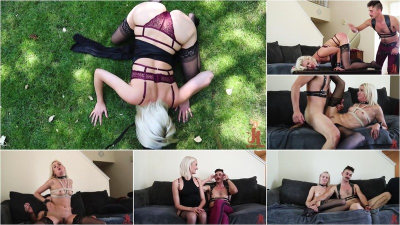 Zoe Sparx, Vixtor Styles - The Good Pet [HD 720p]