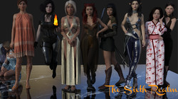 TheSixthRealm - The Sixth Realm Chapter 3