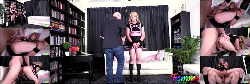 Krystal Vegas - Finishes The Transformation Academy (SD)
