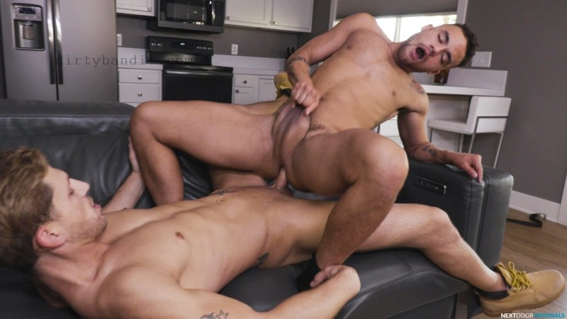 NextDoorOriginals - Home Inspection: Roman Todd, Beaux Banks Bareback (Nov 18)