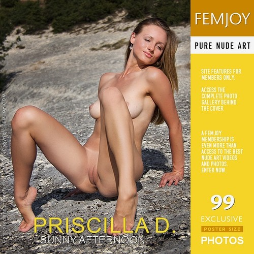 Priscilla D - Sunny Afternoon (x99)