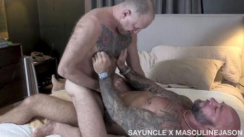 MasculineJason - My Stepdad's Secret: Jason Collins (Nov 25)